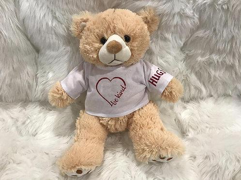 Be Kind - Valentine Bear Boy