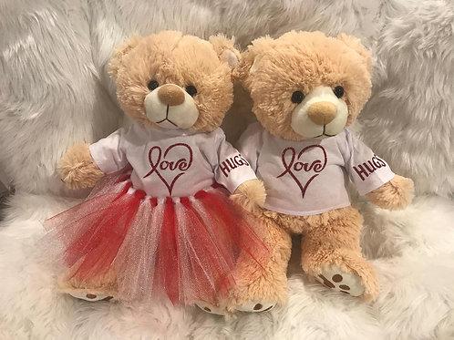 Love Bears - Boy & Girl
