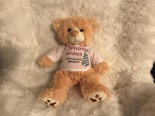 Christmas Bear (Boy)