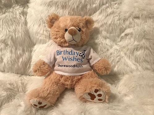 Birthday Bear (Boy)