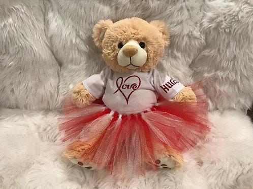 Love Bear Girl