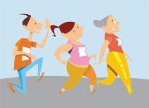 Telesna aktivnost ima vpliv na nivo sladkorja v krvi