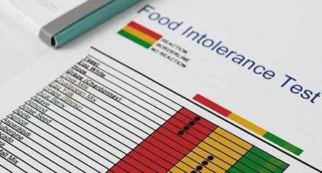 Testiranje intolerance na hrano je zaenkrat neuporabno