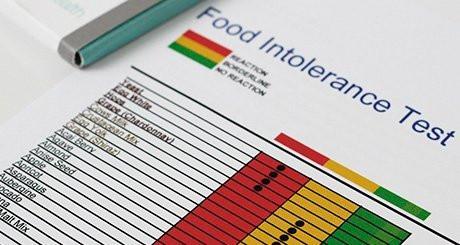 intoleranca na hrano, testiranje intoleranc, prehranske intolerance, intolerančni test