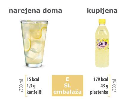 Ko ti življenje da limone, si naredi limonado