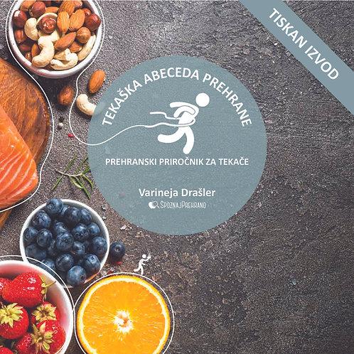 Tekaška abeceda prehrane (tiskan izvod)