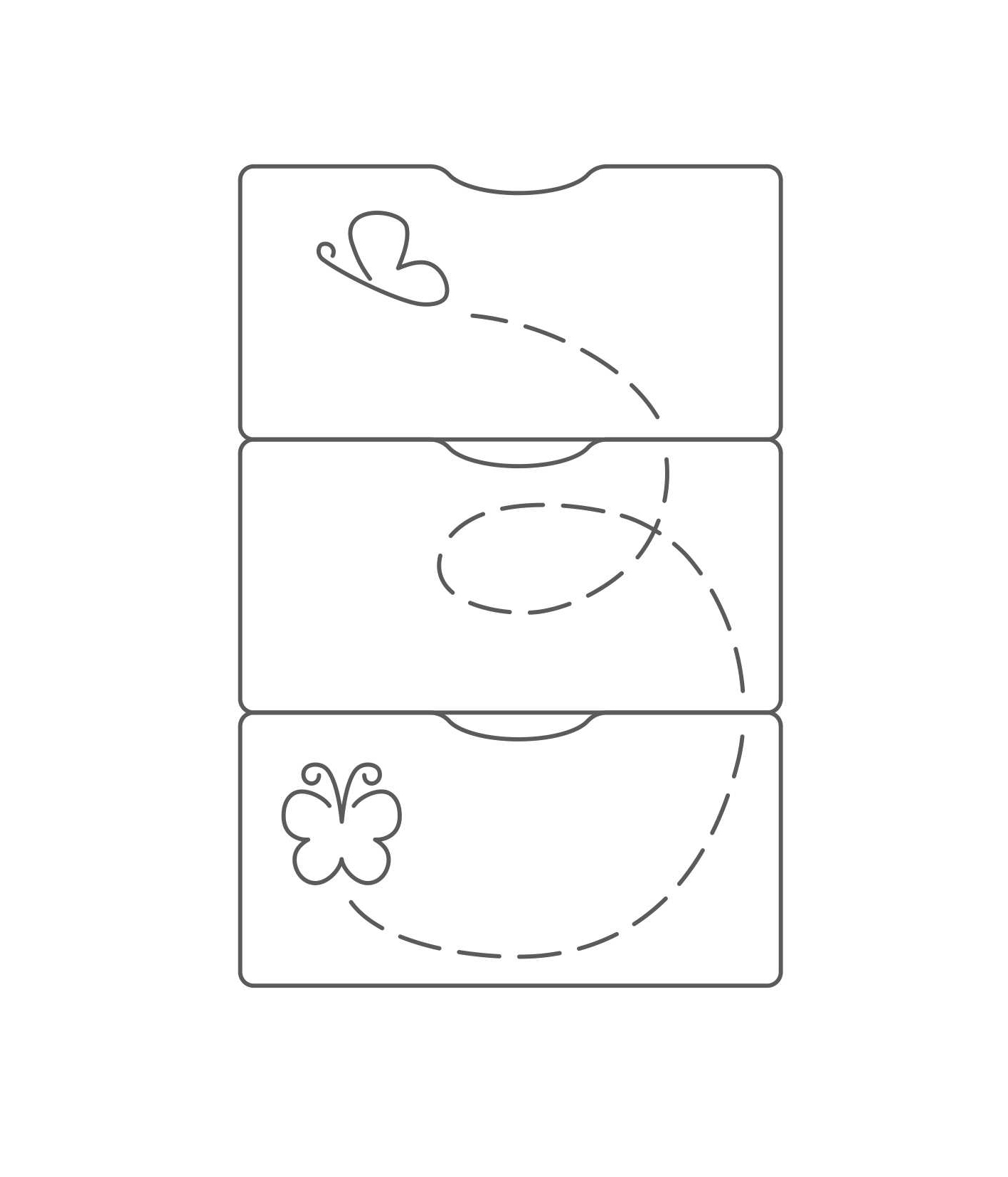 Схема фрезеровки