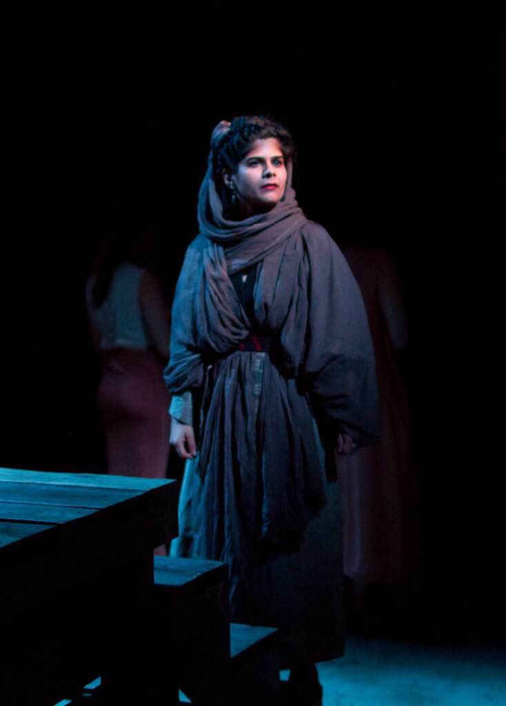 Mahima as Niobe
