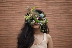 Modeling - Masks by Jessika Doyel Photography: Suzy Sadler