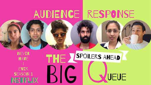 The BIG Queue a youtube series by Brinda Dixit and Adit Dileep.