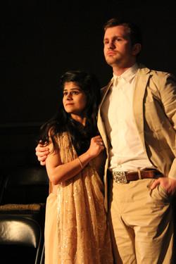 Mahima as Djamila