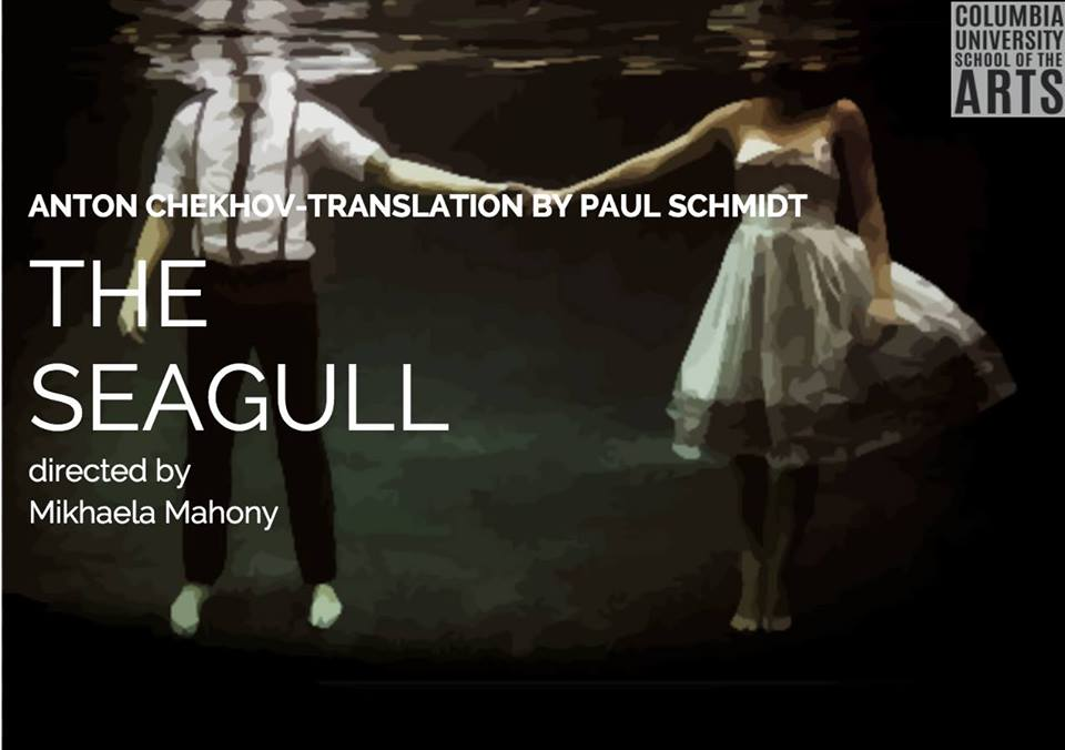 The Seagull by Anton Chekhov