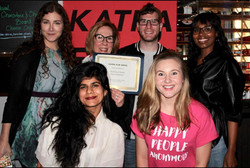 HPA wins the Audience Choice Award- Katr