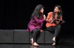 Mahima as Anjali in DesiAspora