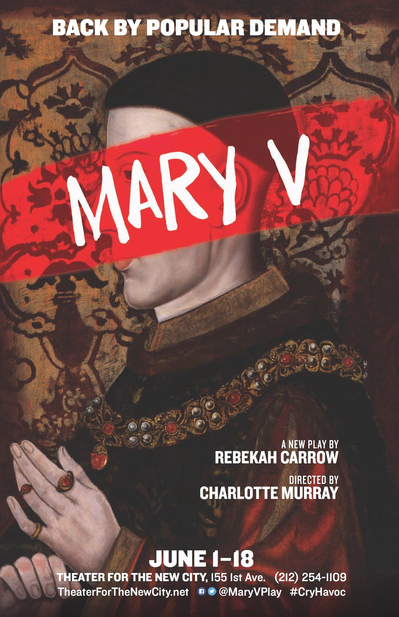 Mary V