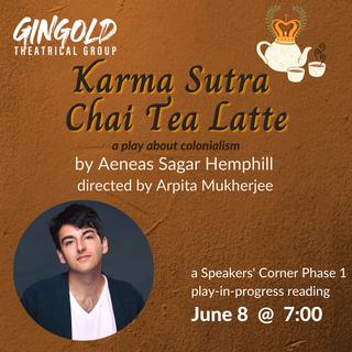 Karma Sutra Chai Tea Latte