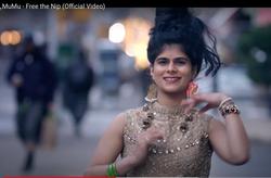 Free the Nipple- music video for artist/activist Mumu.