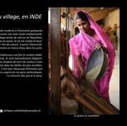 Au village en Inde