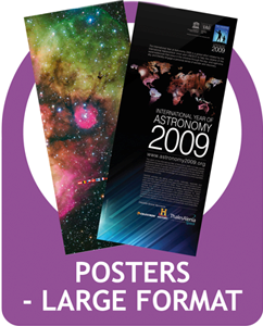 Large Format Posters Examples