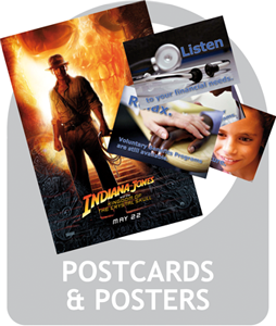 Postcards and Posters