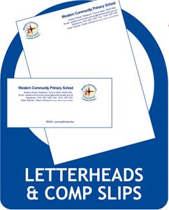 Letterheads & Comp Slips