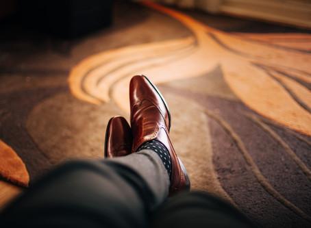 Et si les hommes étaient aussi des addicts de belles chaussures?