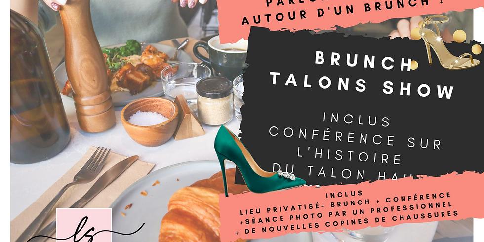 Brunch Talons / Shooting / Conférence