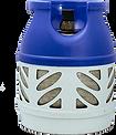 Propan 5 kg kompositt gassflaske