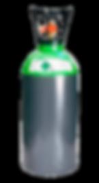 Sveisegass 11 liter flaske