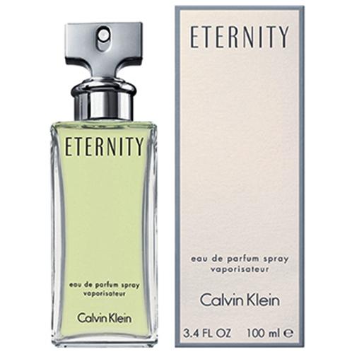 Calvin Klein Eternity for Women Eau de Parfum Spray 100mL
