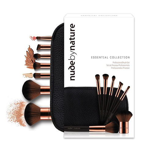 Nude by Nature Essential Collection 7 Piece Brush