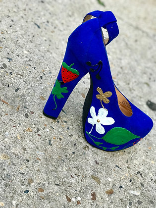 Misfit Fruit Edition Heels