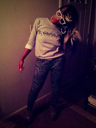 #iEARNEDtheHATE Sweatshirt