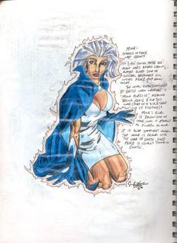 90's illustration