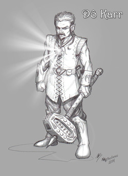Dó Karr and the Talisman