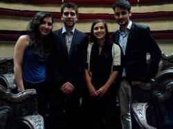 Virgili-Gimbernat awards ceremony