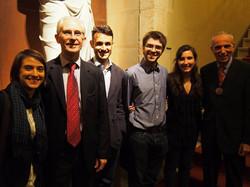 Gimbernat-Virgili awards ceremony