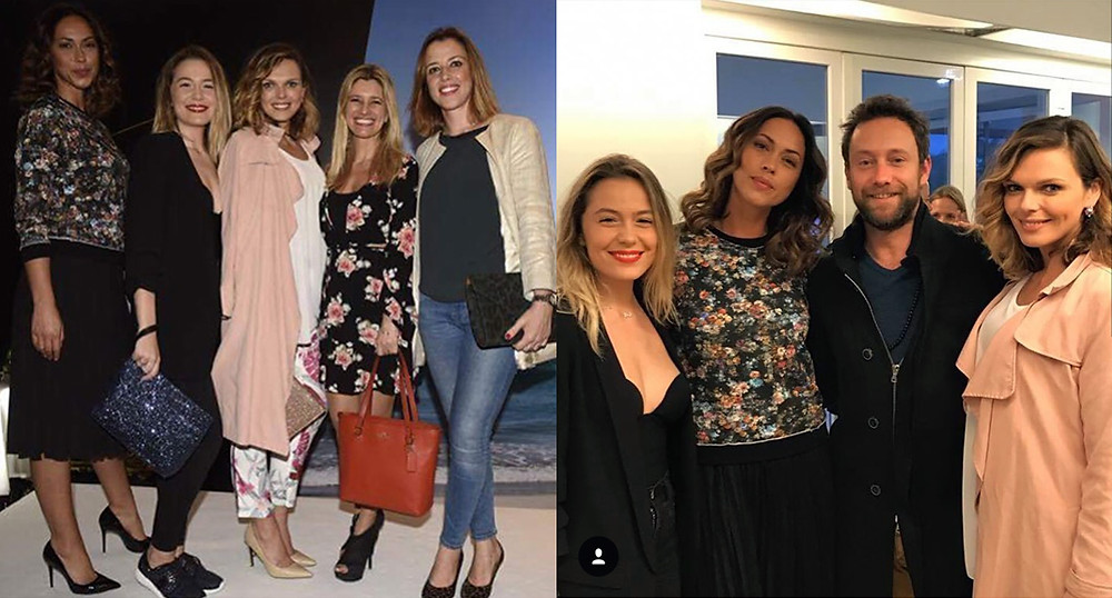 Neste dia o grupo Pestana convidou para um cocktail de promoção e lançamento da última fase do PESTANA TRÓIA ECO-RESORT. Foi um evento bem passado e onde encontrei colegas de profissão e outras caras conhecidas.