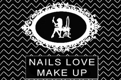 nails love make up
