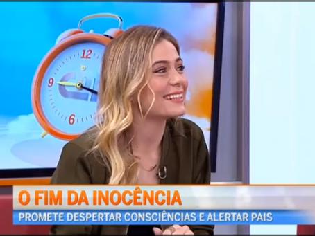 O Fim da Inocência (filme)              Entrevista na CMTV