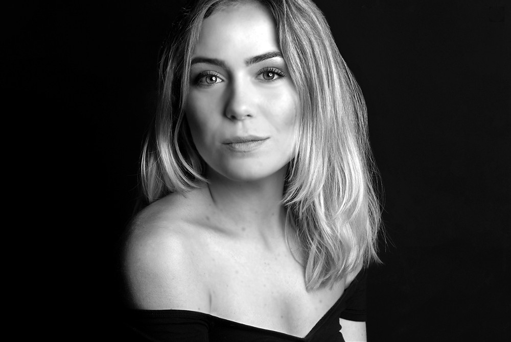 Atriz e influencer Ana Marta Ferreira book 2017 na agência de atores e atrizes Hit Management