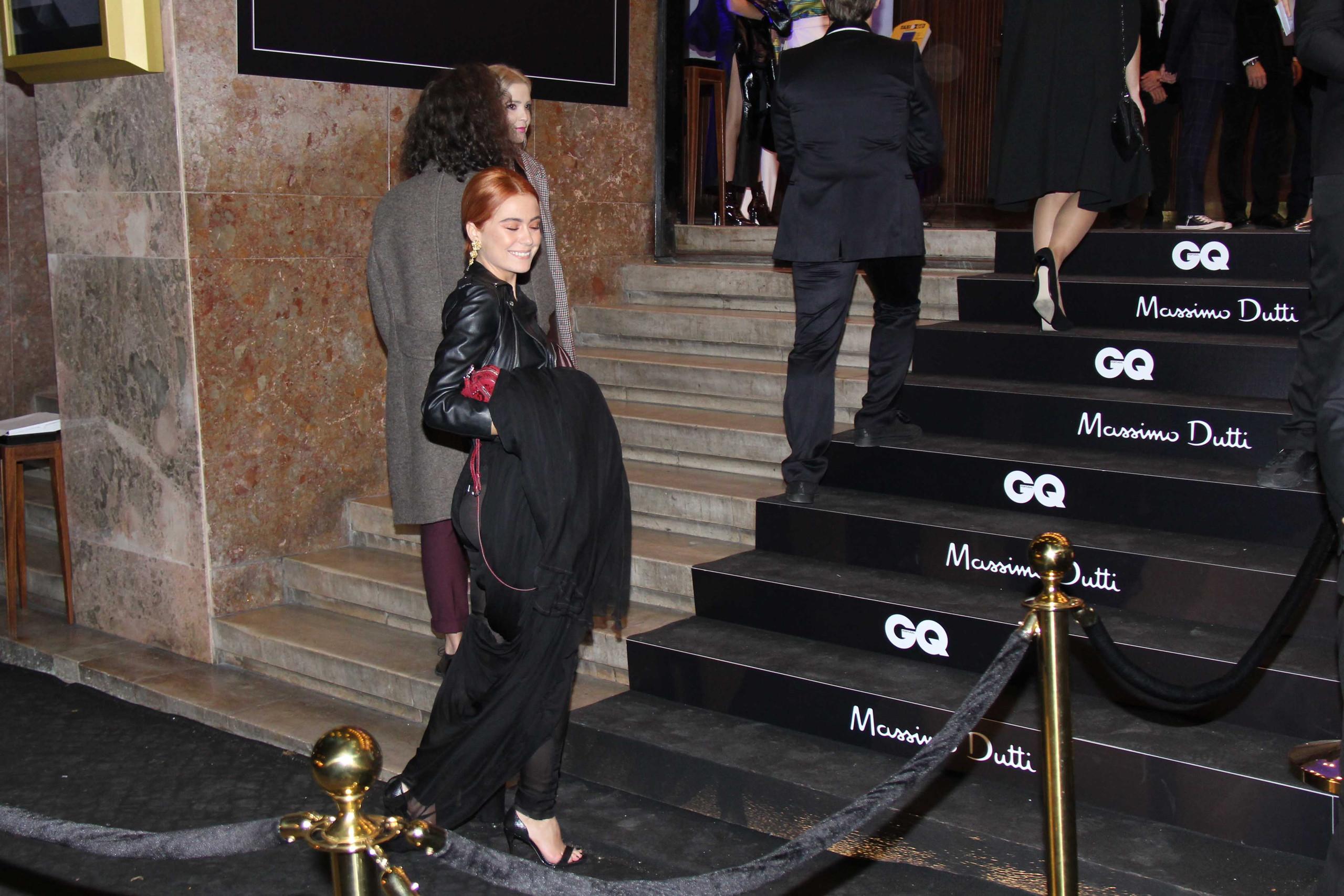Gala GQ Ana Marta Ferreira
