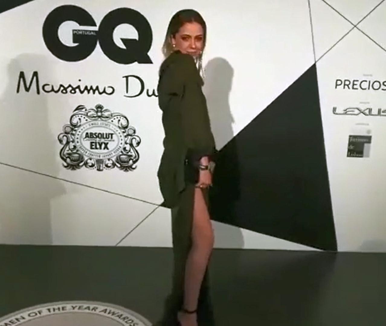 Ana Marta Ferreira - Gala GQ