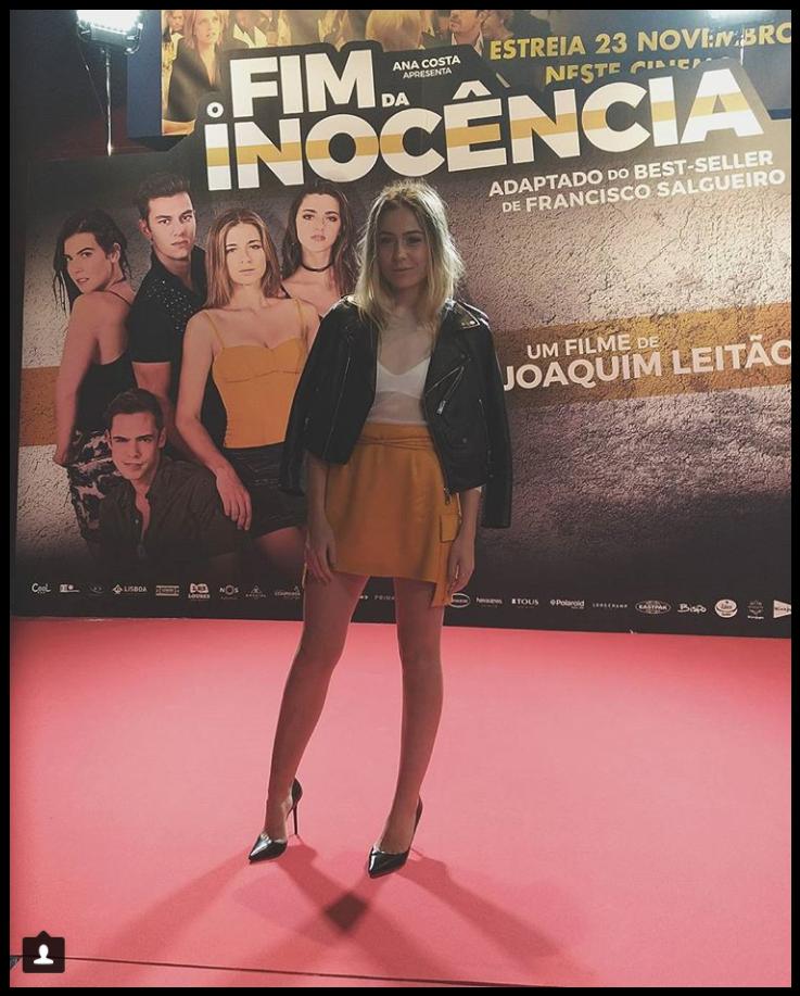 O Fim da Inocência - Marta Ferreira
