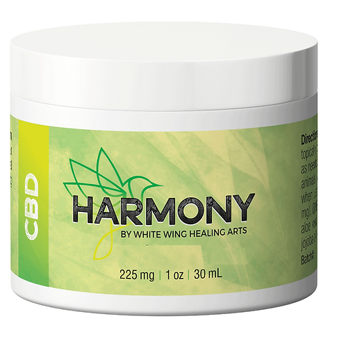 Harmony's CBD Body Cream | 1oz - 225mg