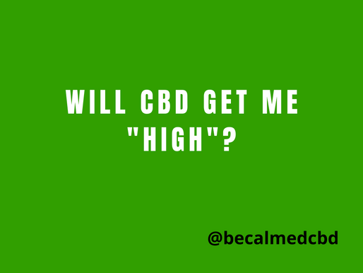 How can CBD help me?