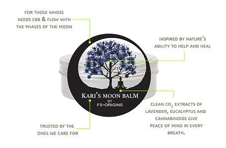 Kari's Moon Balm | 1oz (700mg of CBD)