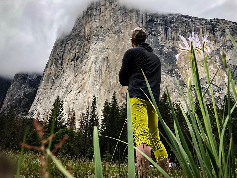 Aaron Furman El Cap Yosemite Adidas Outdoors