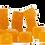 Thumbnail: Endo-Boost Gummies   30-Pack of 25mg each CBD