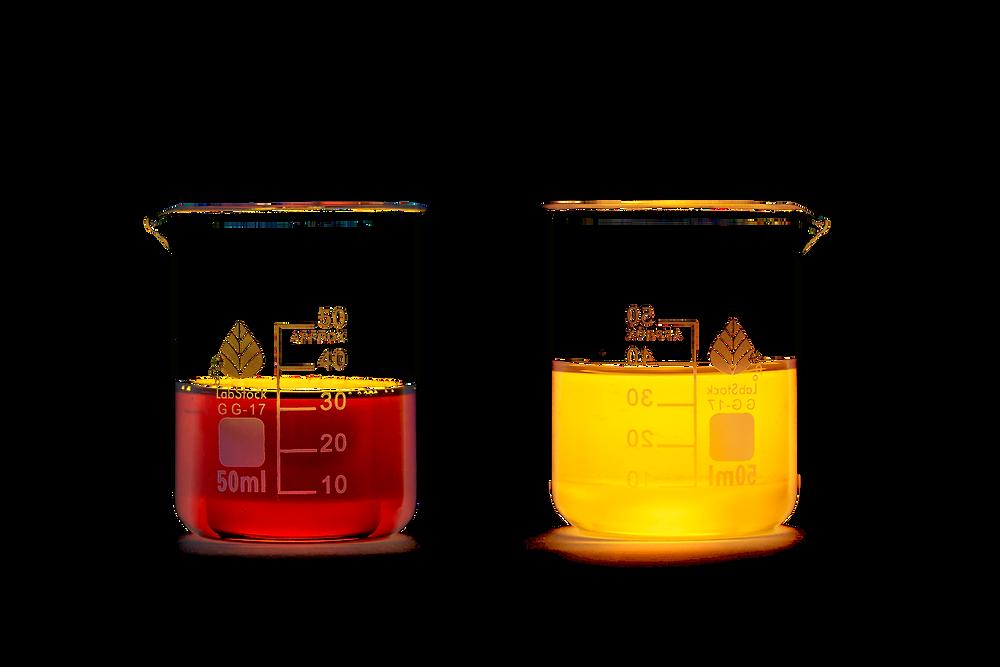 FS-Origins NXT Labs CBD Distillate and CBD Crude CO2 Oil made in Denver Colorado by FS-Origins' sister company NXT Labs LLC